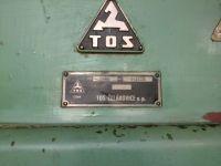 Dłutownica do kół zębatych TOS OH6 1969-Zdjęcie 4