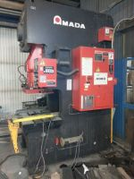 Eccentric Press AMADA TP 110 EX