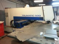 Punching Machine TRUMFF TRUMATIC 500R 1995-Photo 2