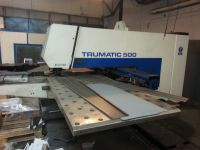 Punching Machine TRUMFF TRUMATIC 500R 1995-Photo 4