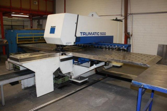 Punching Machine TRUMFF TRUMATIC 500R 1995