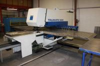 Punching Machine TRUMFF TRUMATIC 500R