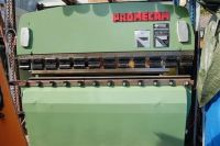 Hydraulic Press Brake PROMECAM RG 80 - 2500