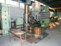 Radialbohrmaschine FUM CEGIELSKI GRV554x2000