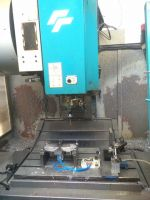 Centrum frezarskie pionowe CNC FEELER FV 600 APC