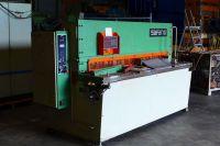 Hydraulic Guillotine Shear Safan VS 205 x 6