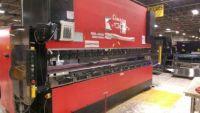 Prensa plegadora hidráulica CNC AMADA HFT 1304