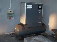 Screw Compressor ATLAS COPCO Śrubowa