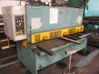 Hydraulic Guillotine Shear PIESOK CNTA 6,3x2000