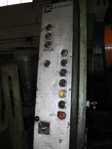 Circulaire koude zaag KALTENBACH HDM 800 1971