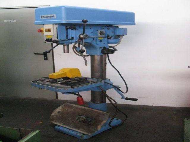 Säulenbohrmaschine FORMAT SB 28 AV 1994