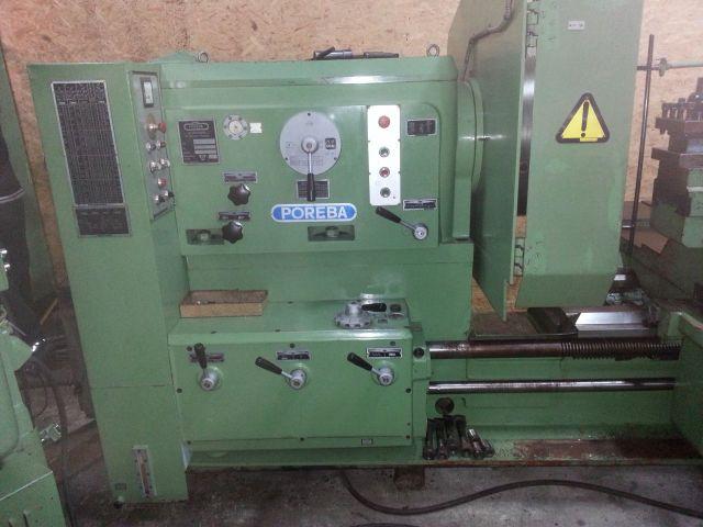 Universal-Drehmaschine FUM PORĘBA TR115x2000 1994