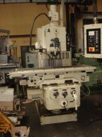Vertical Milling Machine WMW HECKERT FSS400 E