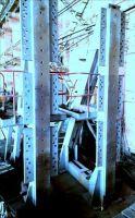 Wytaczarka pozioma Squadre  H. 4300 mm H. 4.300 mm 1990-Zdjęcie 3