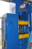 H Frame Hydraulic Press Ponar-Żywiec PHM 160 D 1990-Photo 3