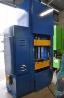 H Frame Hydraulic Press Ponar-Żywiec PHM 160 D 1990-Photo 4