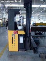 Side loading Forklift ATLET UFS 200 DTF VXC 630 2008-Photo 2