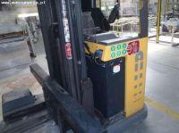 Side loading Forklift ATLET UFS 200 DTF VXC 630 2008-Photo 3