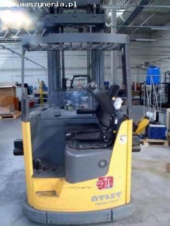 Wózek widłowy boczny ATLET UFS 200 DTF VXC 630 2008