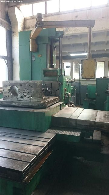 Horizontal Boring Machine STANKIMPORT 2A622-1 1975