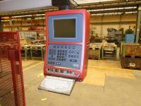 Prasa krawędziowa hydrauliczna CNC BEYELER PR 6 Cybelec CNC DNC 1200 2000-Zdjęcie 3