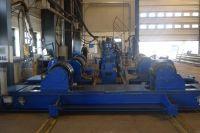Zgrzewarka doczołowa HAEUSLER Clamp Shell assembling & welding unit 2007-Zdjęcie 4