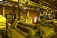 4-Walzen-Blecheinrollmaschine ROUNDO PAS 340