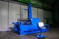4 rol plaatbuigmachine ROUNDO PAS 340 CNC 35 mm x 1000 mm