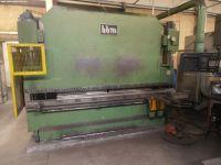 Prasa krawędziowa hydrauliczna CNC BBM AP-E 125-30