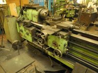 Universal Lathe TOS SU 50/1500 1974-Photo 2