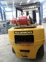 Front Forklift Daweoo G50SC-2 2006-Photo 3
