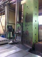 Máquina de perfuração horizontal TOS VARNSDORF WHN 13,8 CNC