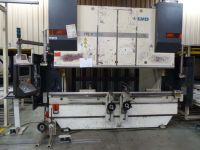 Prasa krawędziowa serwo-hydrauliczna CNC LVD PPEB 170 T