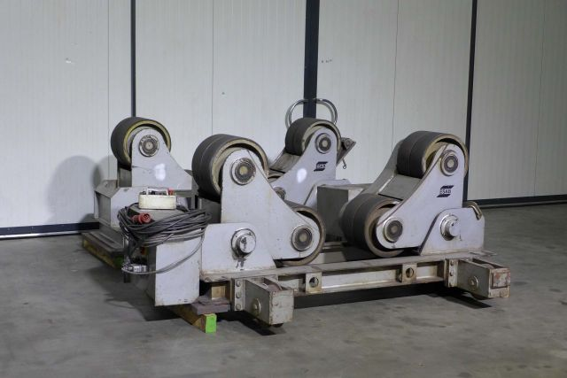 Butt Welding Machine Esab Pema 60 TS 1997