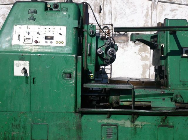 Frezarka obwiedniowa MODUL ZFWZ 1250 X 14 /II 1970