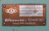 Wiertarka promieniowa TOS-MAS VRM 50A 1982-Zdjęcie 4