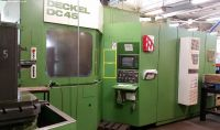 CNC Horizontal Machining Center DECKEL DC 45 LS-7