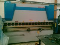 NC Folding Machine S-TECH ST-125/3200