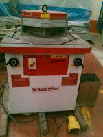 Nożyce gilotynowe hydrauliczne SIMASV AV226