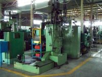C Frame Hydraulic Press Warinelli VB6-1000 1990-Photo 2