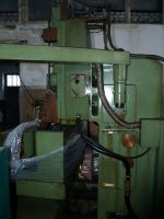 Gear Shaping Machine RAVENSBURG TT320 CNC Simens 1990-Photo 3