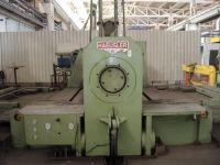 4 rol plaatbuigmachine HAEUSLER VRM HY 100 mm