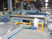 3 Roll Plate Bending Machine ROUNDO PS 310 S