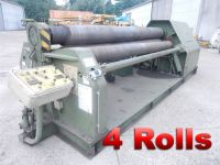 4 rol plaatbuigmachine LIESSE CCH