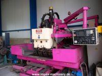 Centrum frezarskie pionowe CNC MATSUURA MC 1000 VDC