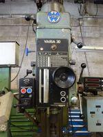 Box Column Drilling Machine WEBO VARIA 30 1982-Photo 2