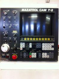 CNC-Drehmaschine MAZAK Quickturn 15 1988-Bild 2