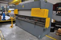 CNC Hydraulic Press Brake HACO PPES 1998-Photo 3