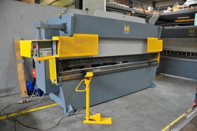 CNC Hydraulic Press Brake HACO PPES 1998