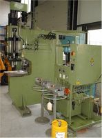 C Frame Hydraulic Press Eckold UW 500/60